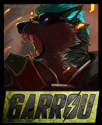 COMM: Garrou by Dachindae