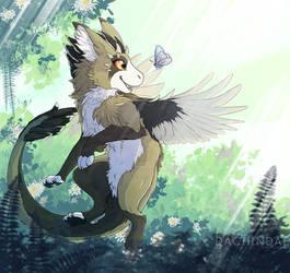 COMM: Monoyasha by Dachindae