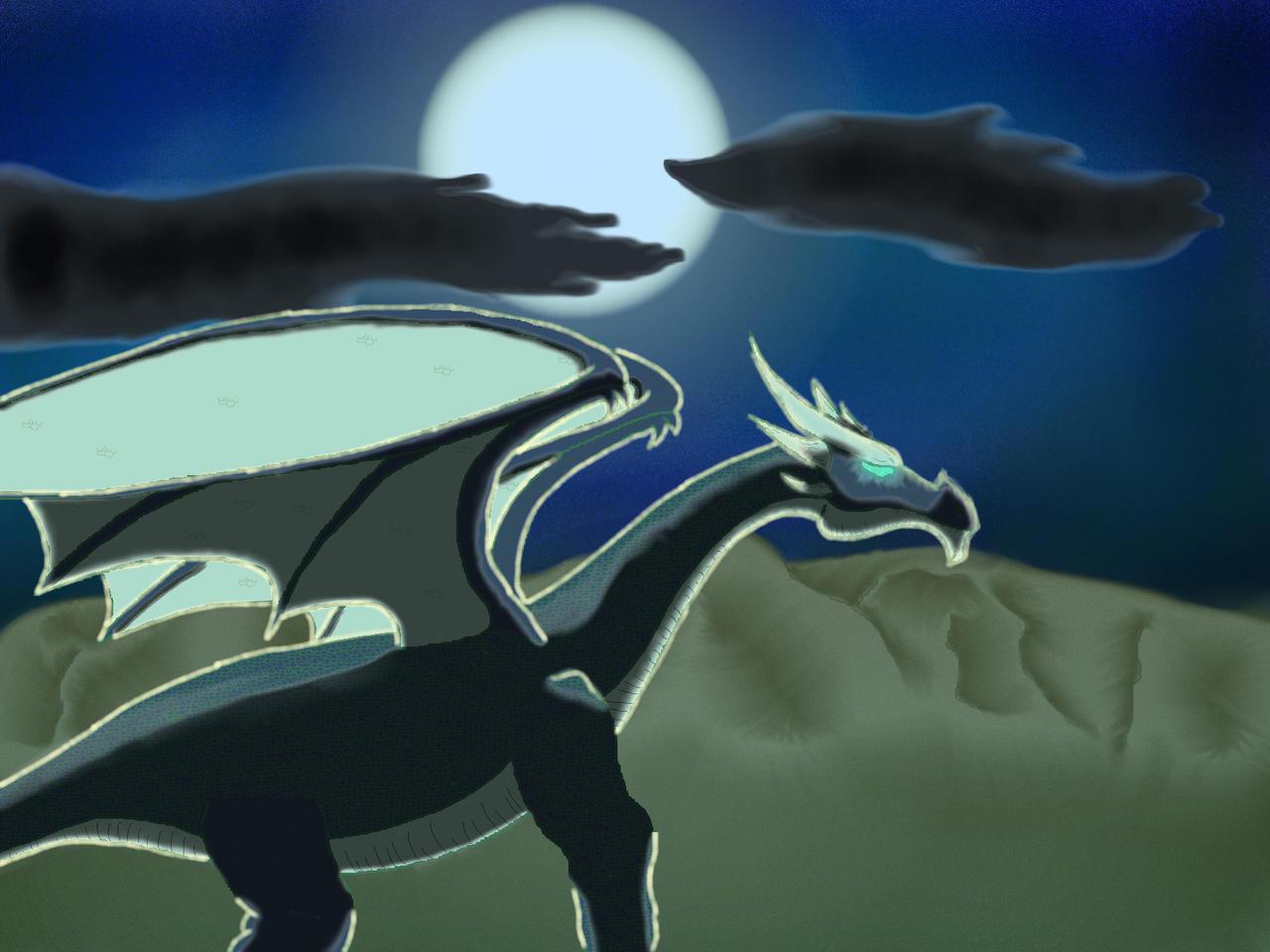 Beneath the Moonlight by Daratrix