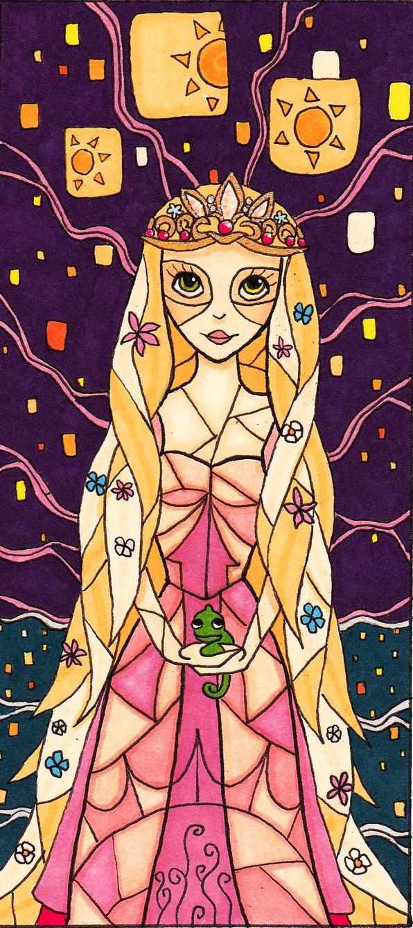Rapunzel by wiegand90