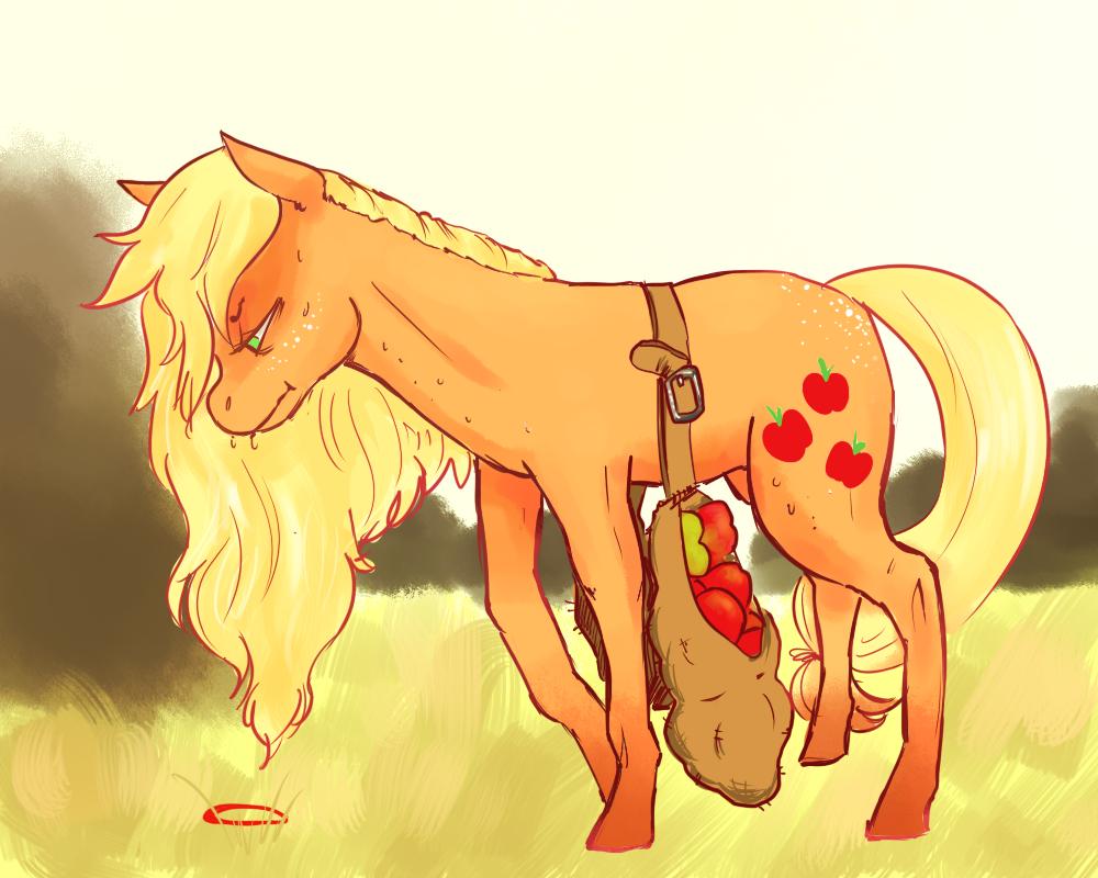 Applejack by Umbri-girl