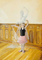 Haunting Dancer by angelahedderick