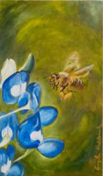 Honey Bee gift by angelahedderick