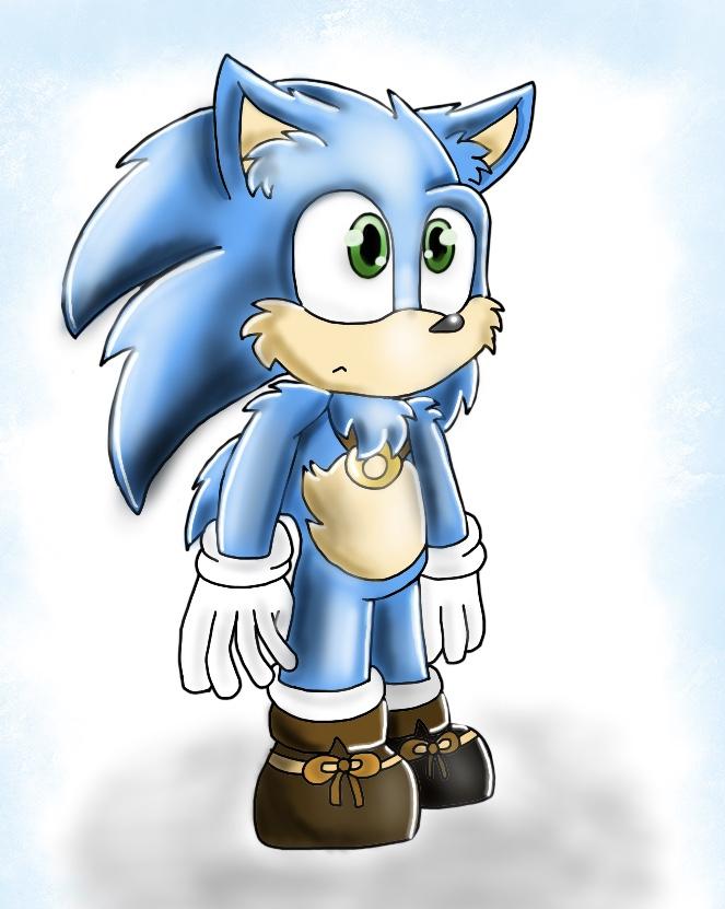 Baby Sonic By Miller7751 On Deviantart