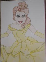 Belle by Larnie