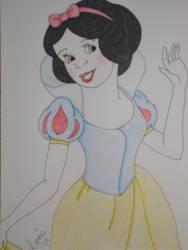 Snow White by Larnie