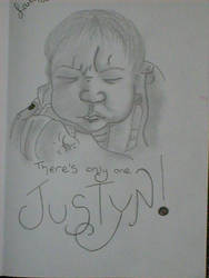 My baby by Larnie