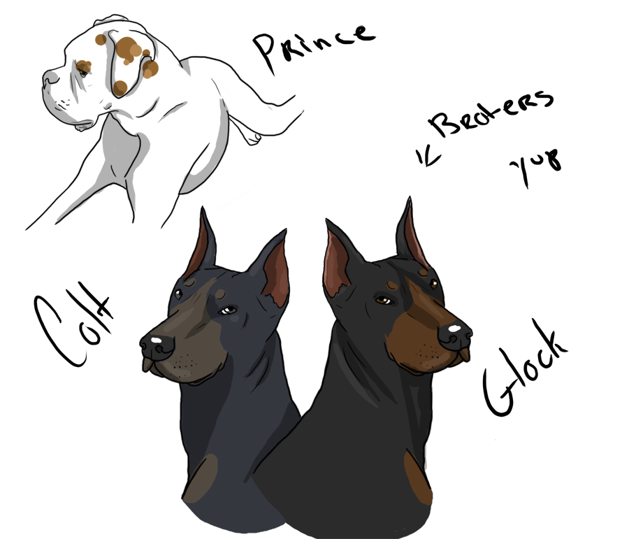Di Trieste random adoptables. by Kach-22 on DeviantArt