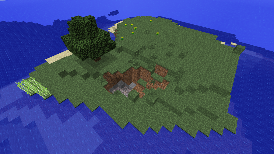 Minecraft Xbox  Survival Island Seeds For New Update