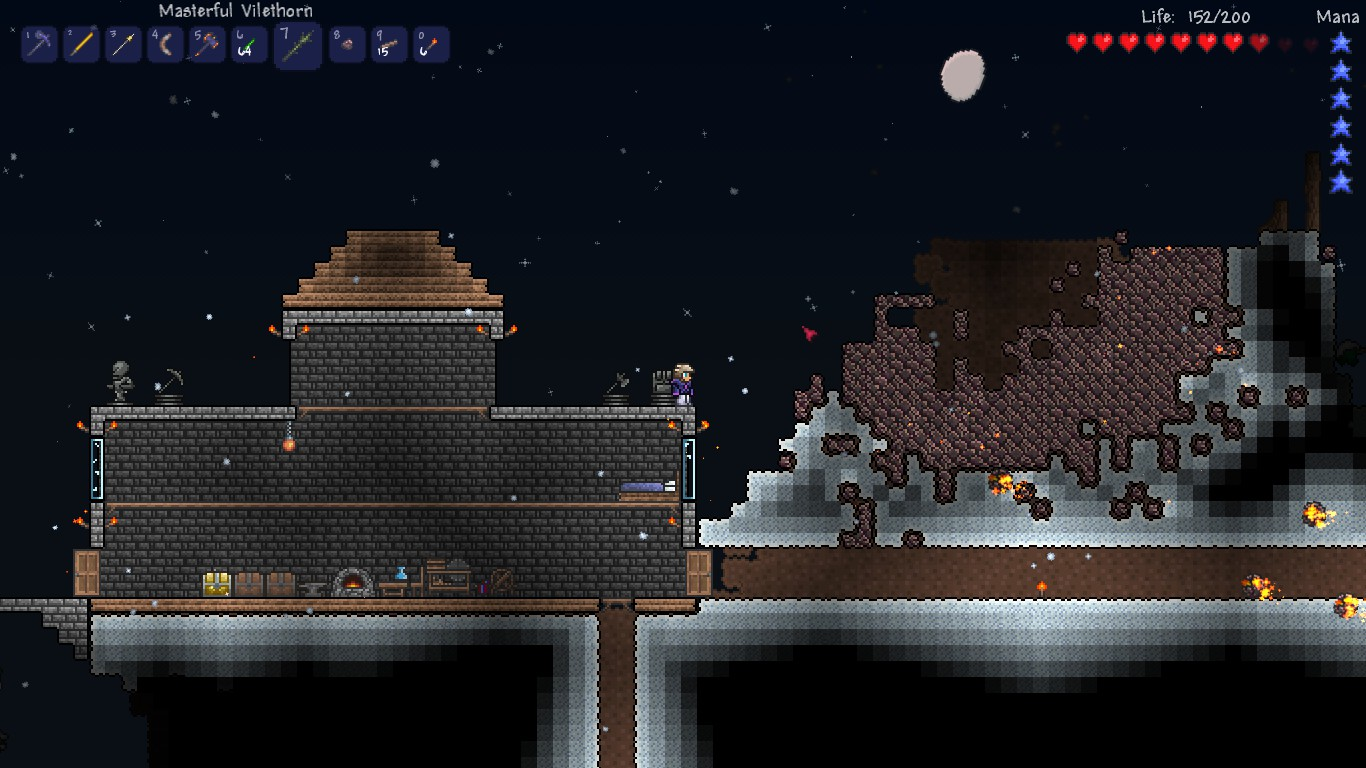 Terraria Chat Room