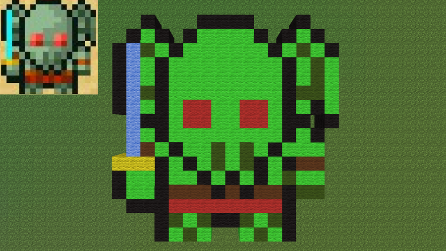 Cthulhu - Minecraft by Tryzon