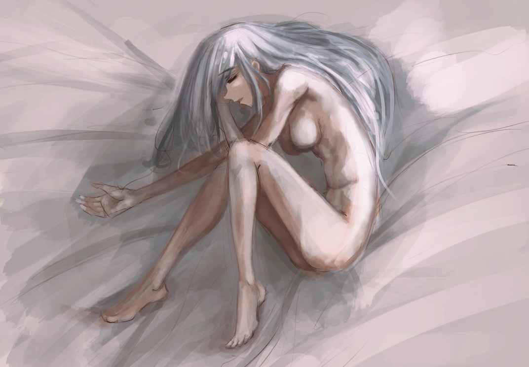 Bed by ninedux