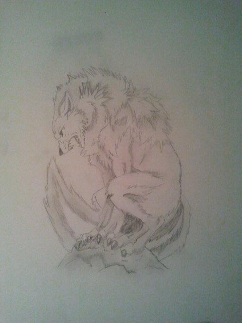 Werewolf..... by Solstorm