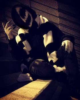 Kagekao Cosplay (the night of Halloween)