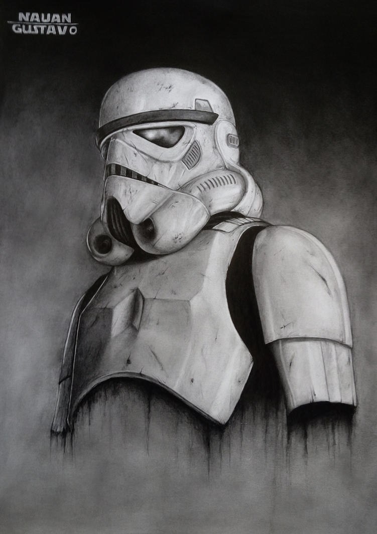 Stormtrooper by darkkinder