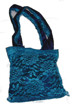 Reversable tote bag side 1