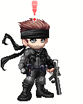 Solid snake by aquakent33