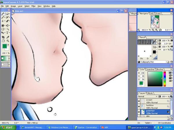 NewScreenshot by KiumeYukiIce