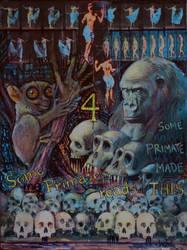 Some Primates #4 by BDix