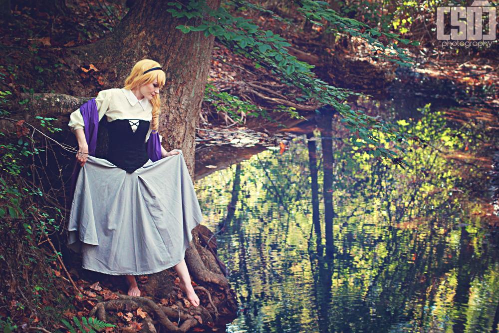 A Sleepy River by MarmaladeHearts