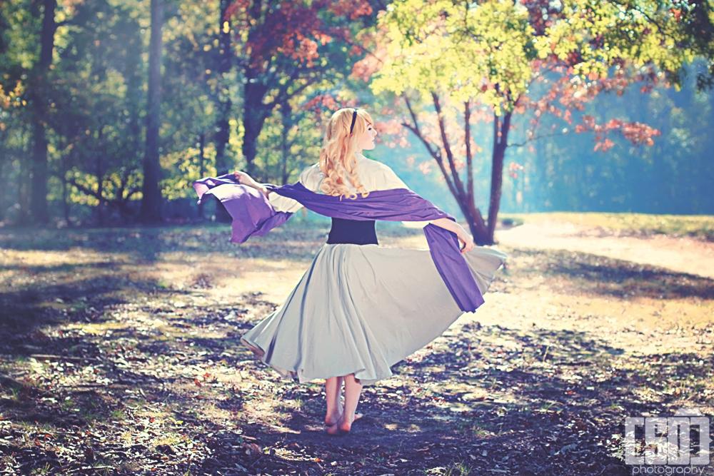 Princess Twirls by MarmaladeHearts