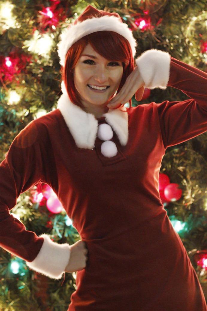 Minori the Christmas Helper by MarmaladeHearts