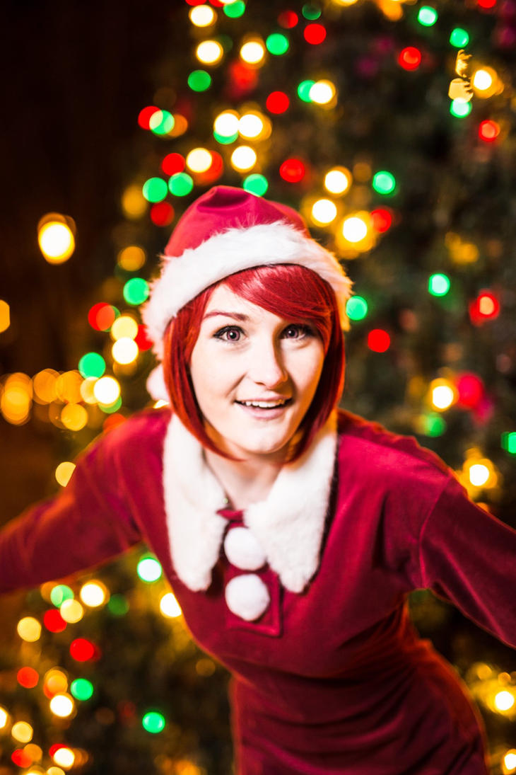 Christmas Minorin by MarmaladeHearts