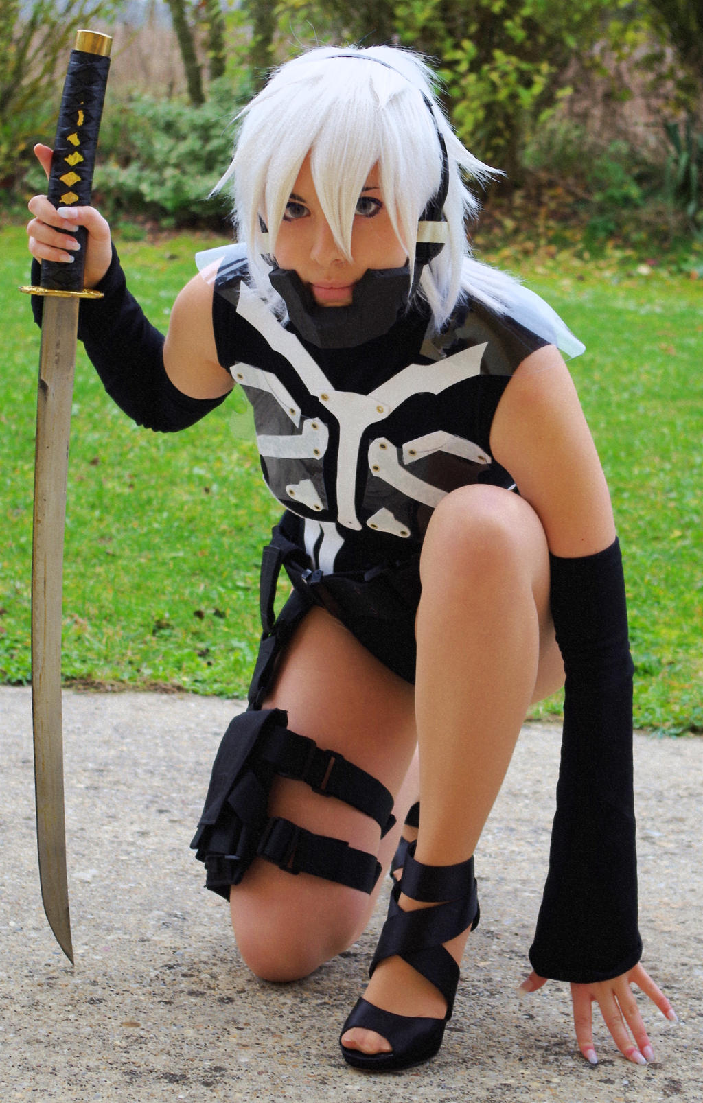 Sweet Raiden Cos by AlexBlacklight