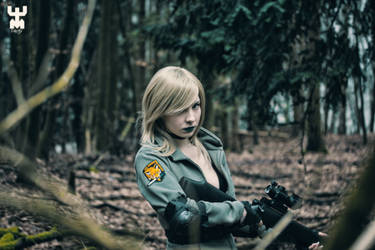 Sniper Wolf Cosplay - Metal Gear Solid by AlexBlacklight