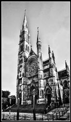 St. Peters Church 2 by haggins11