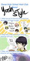 Ouran Meme by Yoshiie