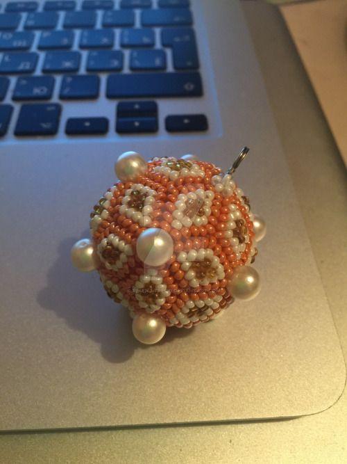 orange sphere by pe4enj-treski