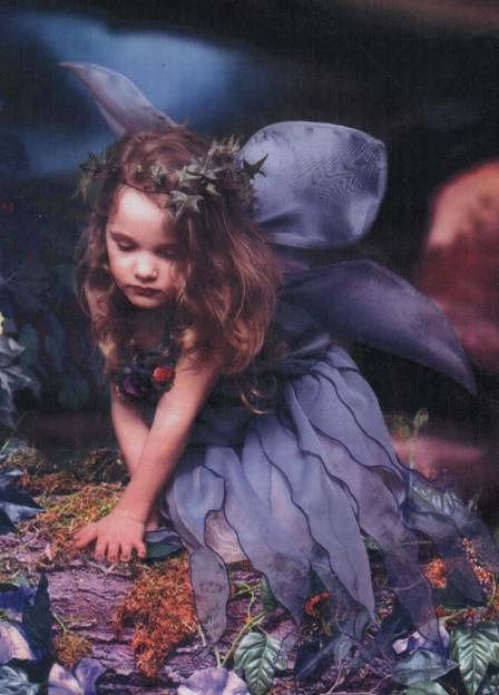 girl from a fairy - photo #4