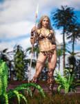 Cavewoman Lu