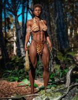 Cavewoman Basa
