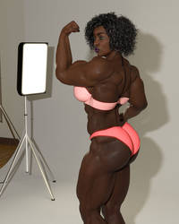 Renee Leclercq profile by Superstrongbabes