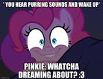 Pinkie pie is the Boss.