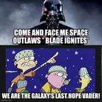 Star Wars- Return of the Eds.