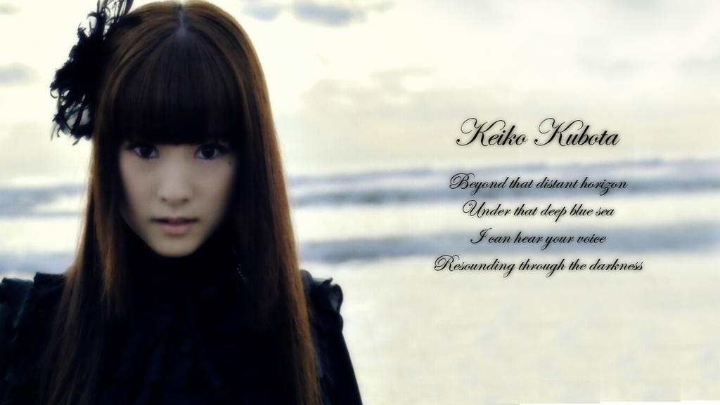 Keiko Kubota from Kalafina~ by afterstory100 on DeviantArt