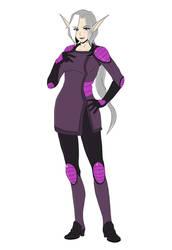 Starfinder Lady Z by sorenshadow