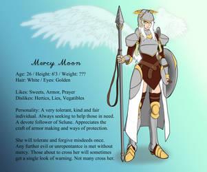Mercy Moon short bio by sorenshadow