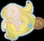 (OTA OPEN) Banananana Boodle by Dana-The-Cat