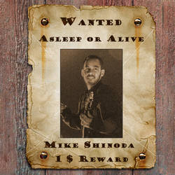 Wanted Mike