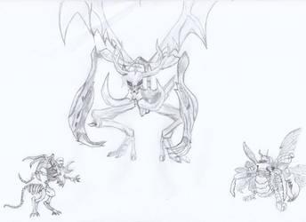 Final Fantasy Monsters