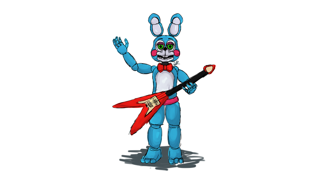 Toy Bonnie Fnaf 2 Www Pixshark Com Images Galleries With A Bite