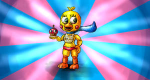 FNAF WORLD - Alrighty, I'm ready for action!