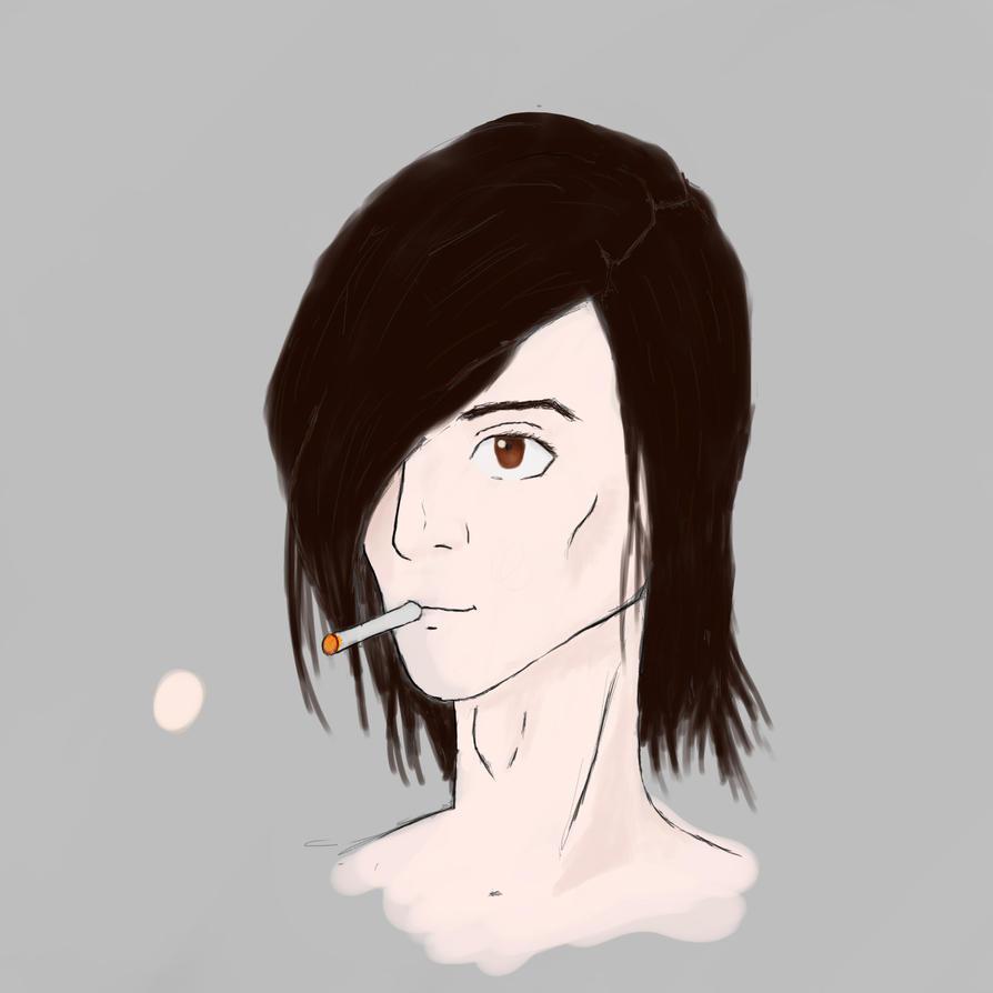 Kawaii Sketch by Fr0zenTiger