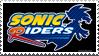 Sonic Riders Stamp