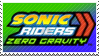 Sonic Riders ZG Stamp by Fuzon-S