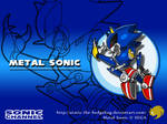 Sonic Channel: Metal Sonic